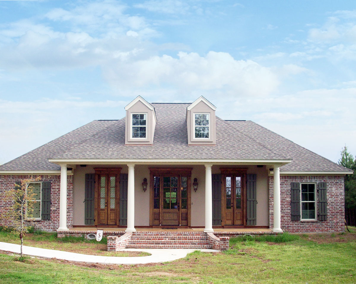3 bed acadian with options 51177mm architectural
