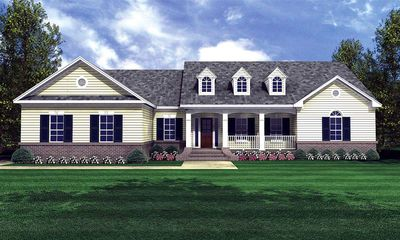 Functional split floorplan 5127mm architectural for Functional house plans