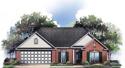 Builder-Friendly House Plan - 5160MM thumb - 02