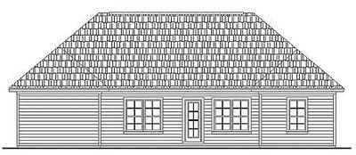 Builder-Friendly House Plan - 5160MM thumb - 03
