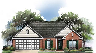 Builder-Friendly House Plan - 5160MM thumb - 01