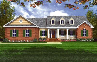 Gorgeous Traditional Style Country Design - 5165MM thumb - 01