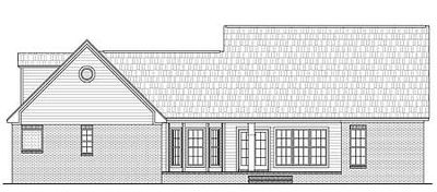 Quaint Country House Plan - 5191MM thumb - 16