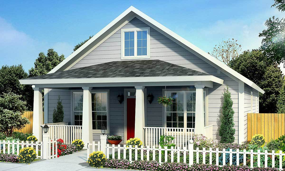 1200 Sq Ft House Plans - Architectural Designs