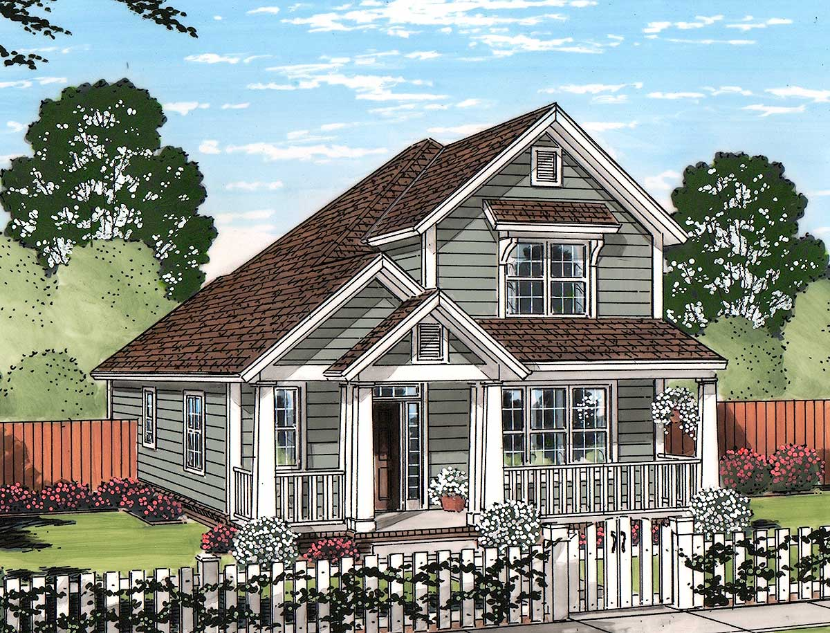 First floor master suite 52245wm architectural designs for House plans with two master suites on first floor