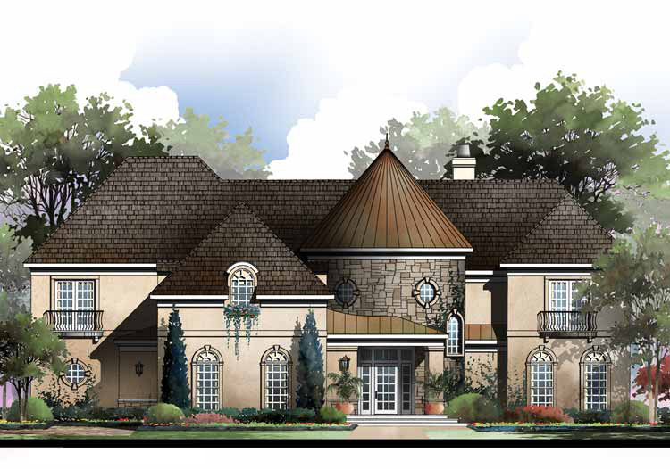 Grand Foyer Home Plans : Two story grand foyer lk architectural designs