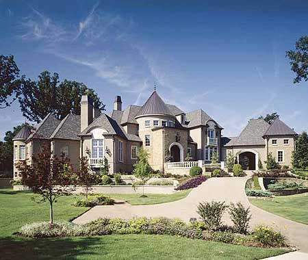 European castle 54012lk european french country for Luxury european homes