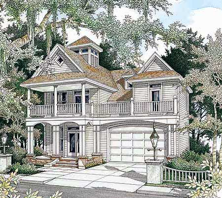 french quarter style house plan home design and style