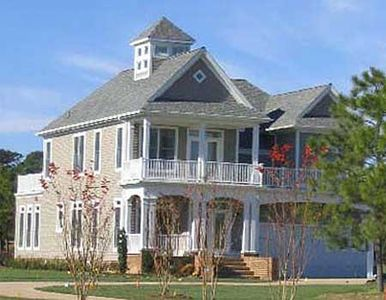 Riverfront living 5411lk architectural designs house for Riverfront home plans