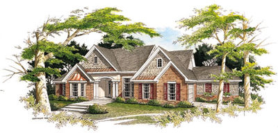 Future expansion 5417lk architectural designs house for House plans with future expansion