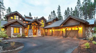 Stunning Mountain Home with Four Master Suites - 54200HU thumb - 02