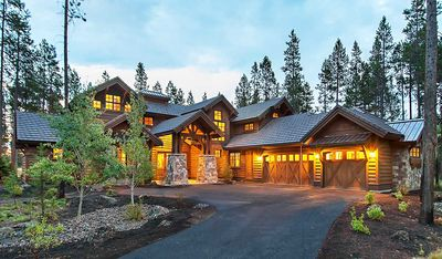 Stunning Mountain Home with Four Master Suites - 54200HU thumb - 03