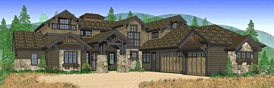 Stunning Mountain Home with Four Master Suites - 54200HU thumb - 44