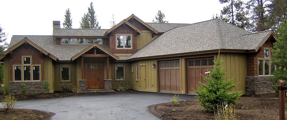 Attractive Craftsman Home Plan 54205HU – Single Story Craftsman Home Plans