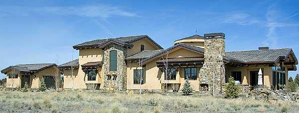Tuscan Dream Home With Casita 54206hu 1st Floor Master