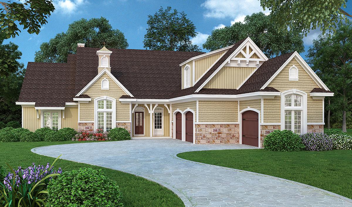 Amazingly versatile home plan 55140br architectural for Houseplans net