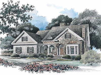 Picturesque Cottage - 5601AD thumb - 02