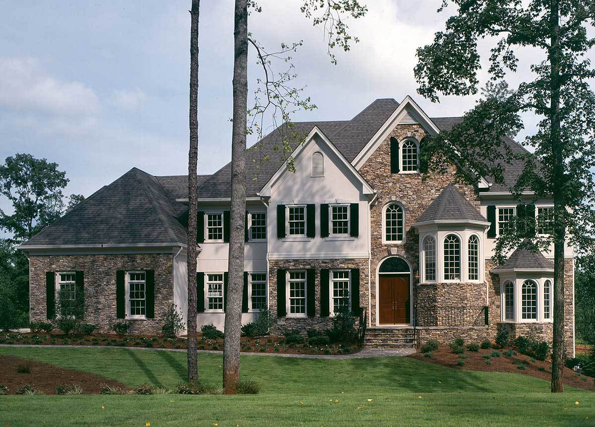 Country estate 56103ad architectural designs house plans Large estate home plans