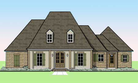 collections of louisiana home plans designs, - interior design ideas
