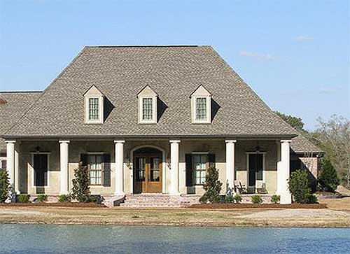 Architectural designs 2 story acadian house plans