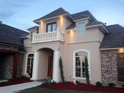 Elegant french country home plan 56368sm architectural for Elegant country homes