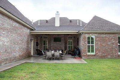 4 Bed Acadian House Plan with Bonus Room - 56399SM   Architectural ...