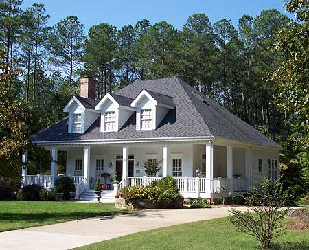 Adorable southern home plan 5669tr country southern for Southern designer house plans