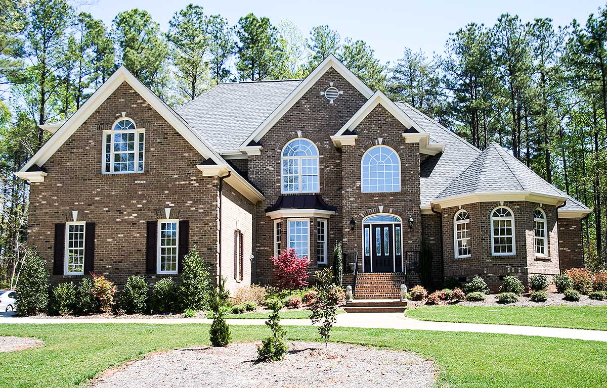 Beautiful Curb Appeal 5699tr Architectural Designs