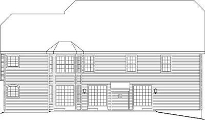Fully Equipped Six Bedroom Home Plan - 57018HA thumb - 02
