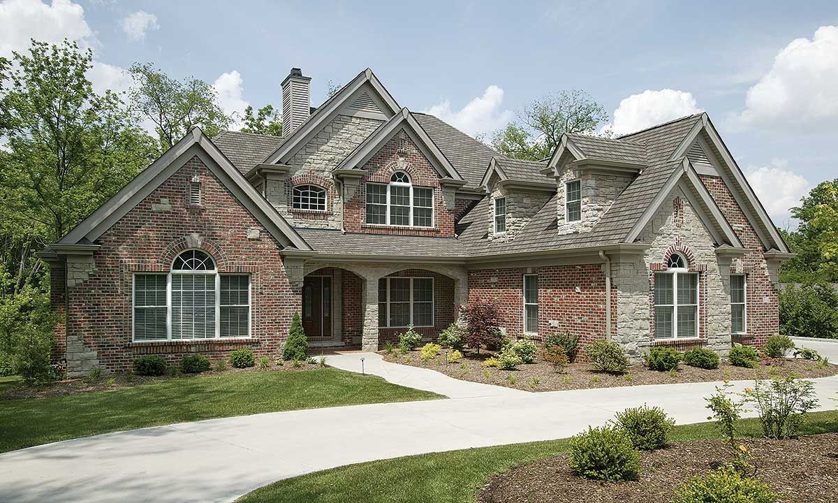 Timeless exterior 57102ha architectural designs for Timeless house plans