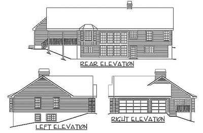 Atrium ranch with rooms to spare 5716ha architectural for Atrium ranch house plans