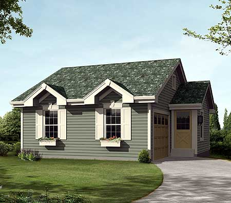 Little cottage with big spaces 57161ha architectural for Little big house plans
