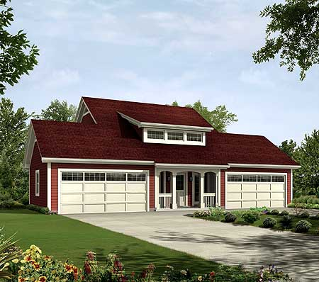 4 car apartment garage with style 57162ha carriage for 4 car garage plans with apartment above