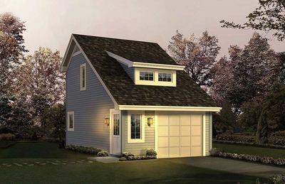 Garage Studio Apartment garage with studio apartment - 57163ha | architectural designs