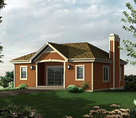 Drive under garage guy 39 s retreat 57215ha carriage for House plan guys