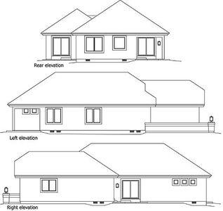 Narrow lot courtyard home plan 57245ha 1st floor for Narrow lot house plans with courtyard