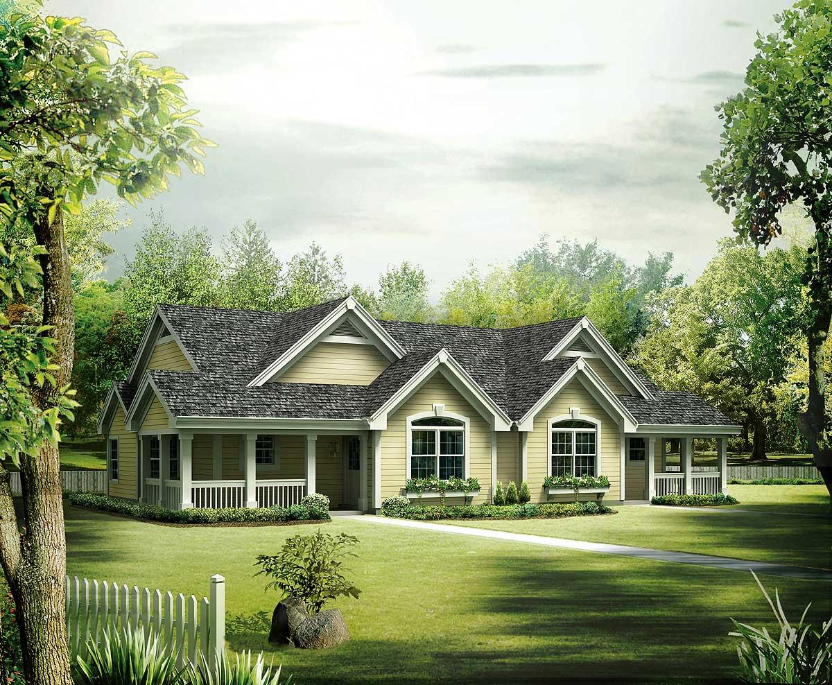Attractive duplex 57249ha architectural designs for Architecturaldesigns com house plan 56364sm asp