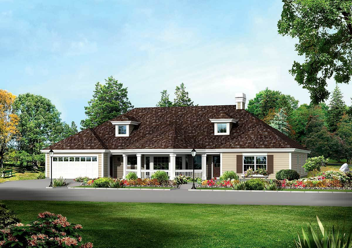 Designed for entertaining 57254ha architectural for Large home plans for entertaining