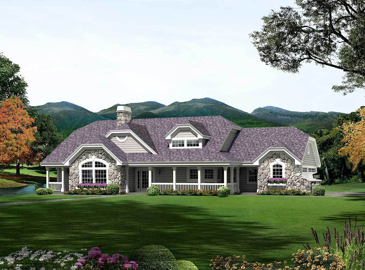 Dynamic curb appeal 57255ha architectural designs for Dynamic house