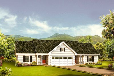 Ranch Duplex - 57281HA thumb - 01