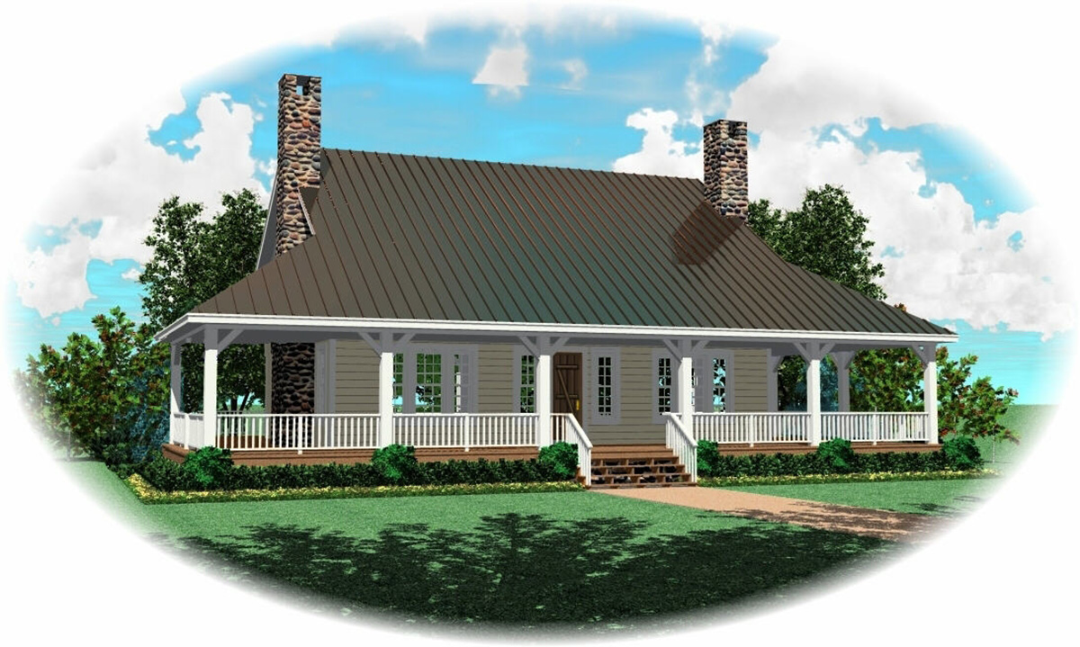 distinctive front and rear porches 58299sv architectural distinctive front and rear porches 58299sv architectural designs house plans