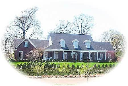 Southern Charm 58406sv Architectural Designs House Plans