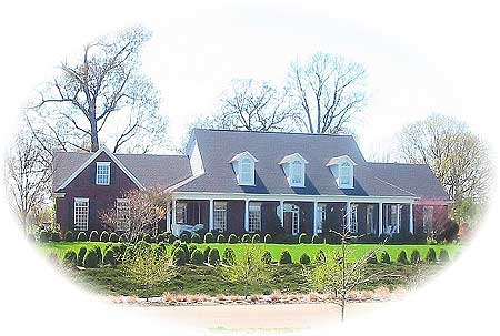 Southern charm 58406sv architectural designs house plans for Southern charm house plans