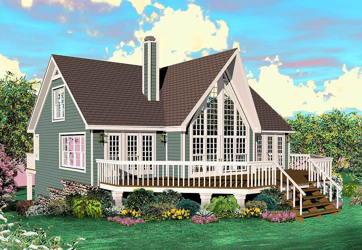 Country Kitchen 58483sv Architectural Designs House
