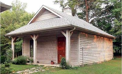2-Car Garage with Side Porch - 58548SV thumb - 02