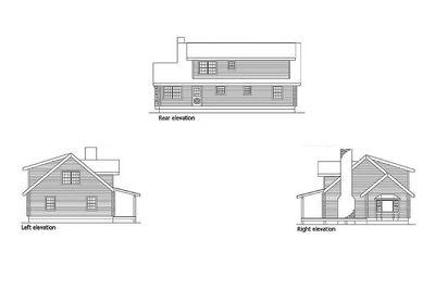Rustic Log Design - 59019ND thumb - 03