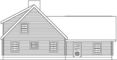 Family Log Plan - 59028ND thumb - 02