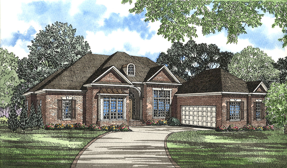 Spacious design with mother in law suite 5906nd for 3 family house plans