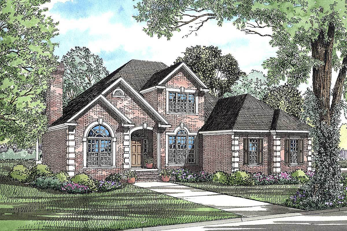Stately Home 59113nd Architectural Designs House Plans