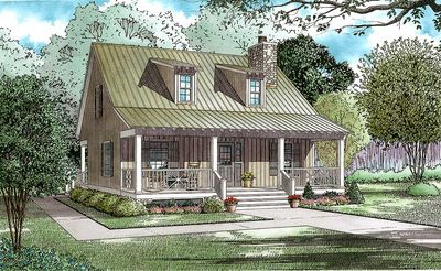 Creekside Cottage - 59156ND thumb - 01